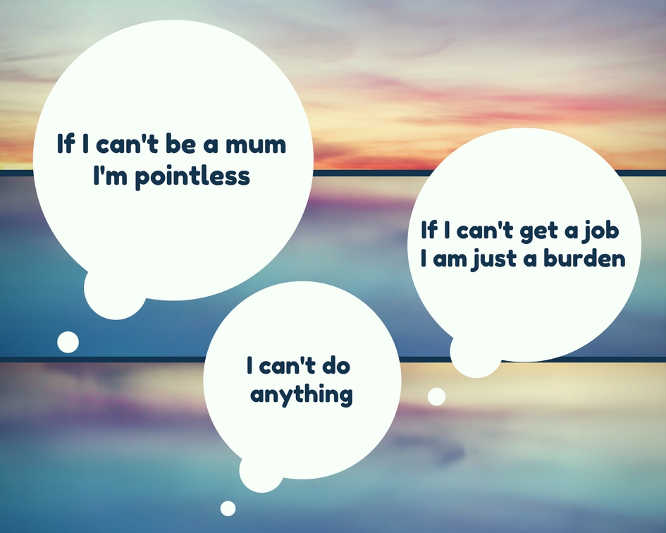 If I can't be a mum I'm pointless